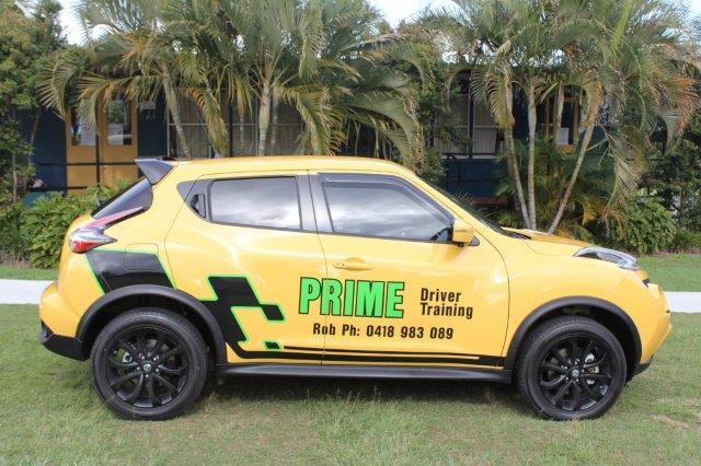 Automatic Driving Lessons Brisbane southside