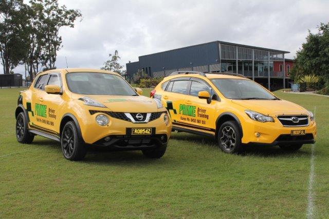 car lessons Brisbane southside