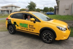 Manual Driving Lessons Logan