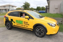 Female Driving Instructor Brisbane southside